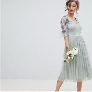 NWT ASOS tulle dress